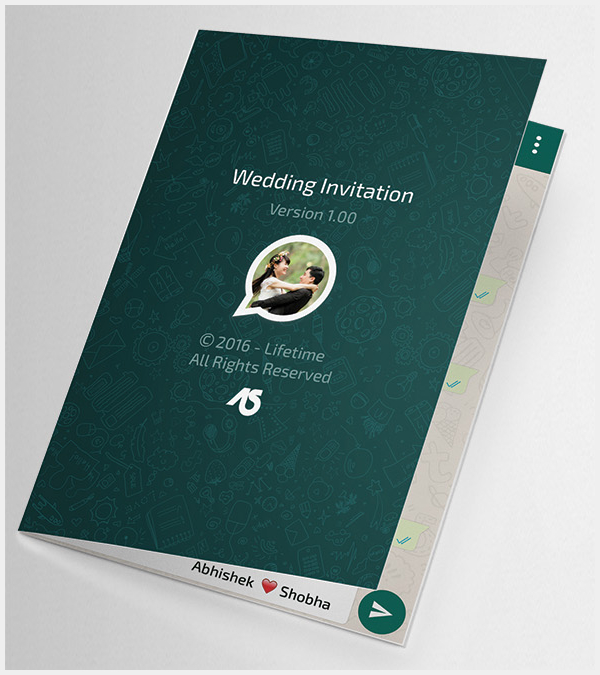 That1card Online Whatsapp Invitations Hindu Wedding Cards